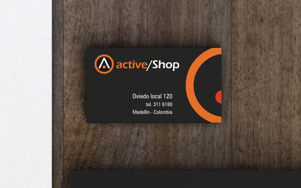 ActiveShopcard