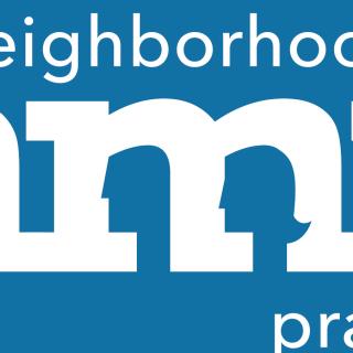 Neighbourhood Family Practice: Digital Signage